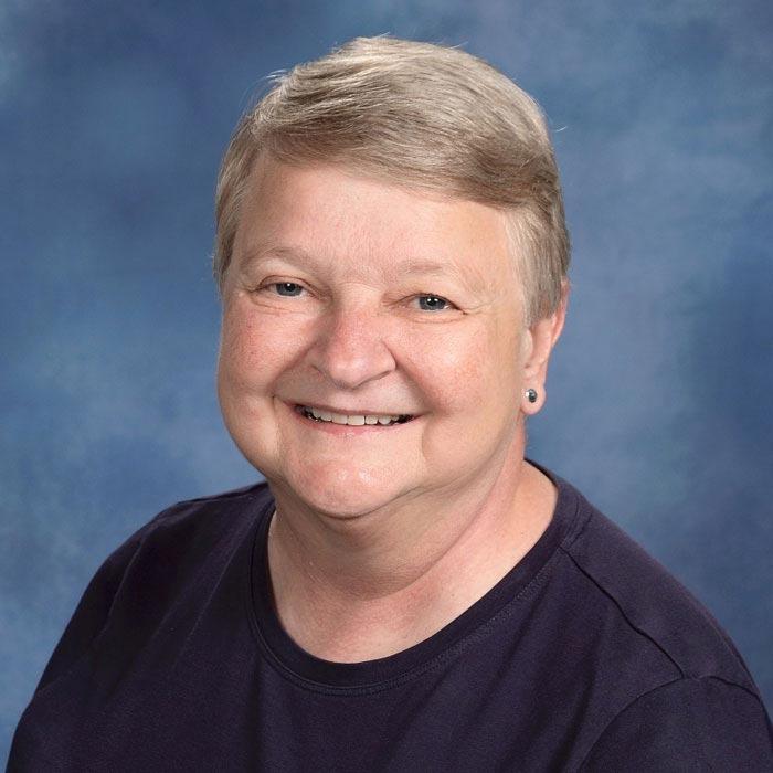 Sister Ann Oestreich, IHM
