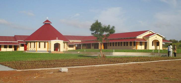 Good Sheperd Peace Center in South Sudan