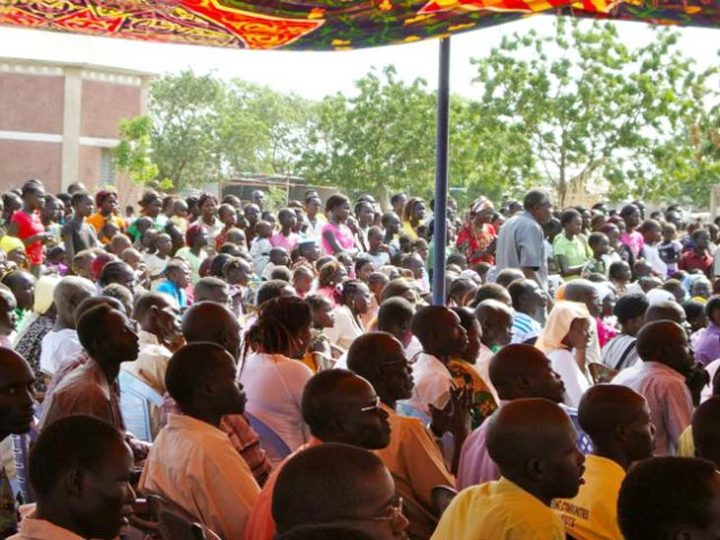 Words of Hope for the South Sudanese