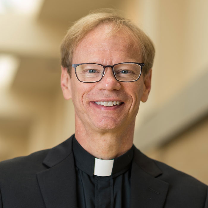 Rev. Robert Dowd, CSC