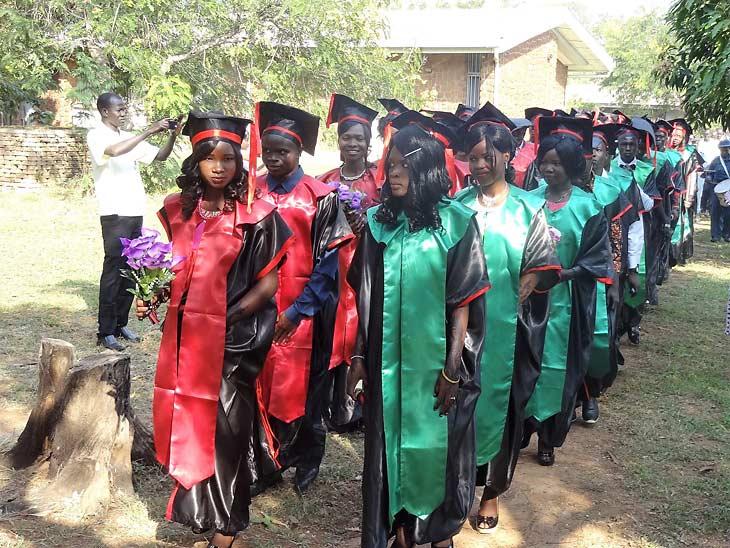 African education graduates