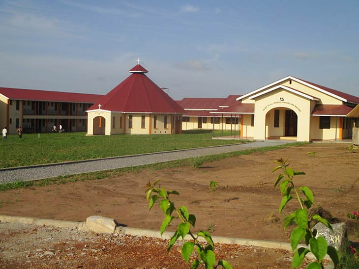 Good Shepherd Peace Center in Kit, South Sudan