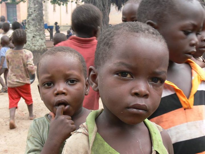 You Can Help a Child in Africa