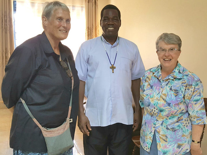 Sister Joan in South Sudan