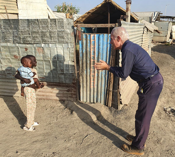 Letter from Fr. Mike in Malakal