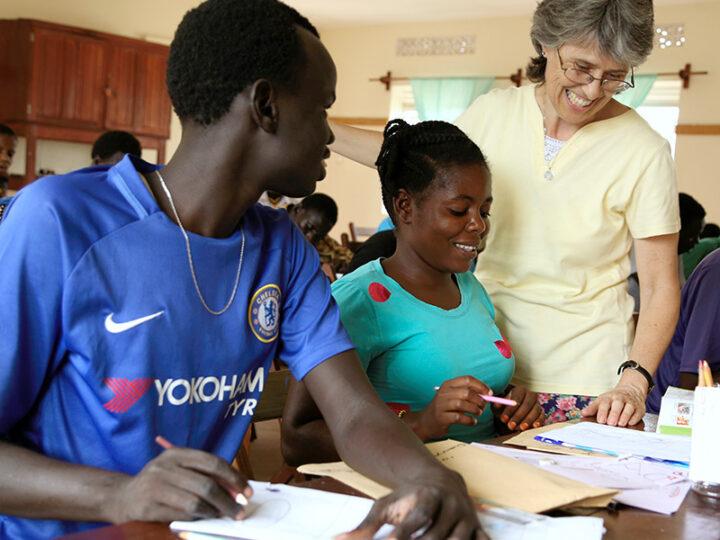 'Losing my heart' in South Sudan